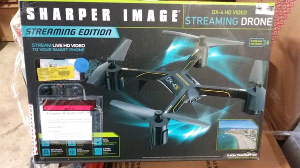Sharper Image Dx4 Hd Video Streaming Drone For Sale In Riverside Ca