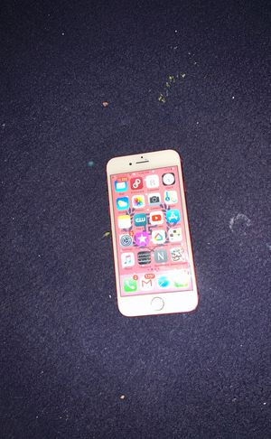 iPhone 7 product red 128gb for Sale in Odenton, MD