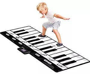 Hug large floor piano musical toys instrument for kids recorder Christmas gift for Sale in TWENTYNIN PLM, CA