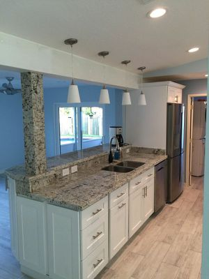 Granite And Cabinets For In Pompano Beach Fl