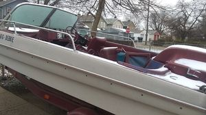 1966 Everude 125 Inboard moter as is asking for 1,500 for Sale in Columbus, OH