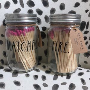 Rae Dunn Mason Jar Matches for Sale in Frederick, MD