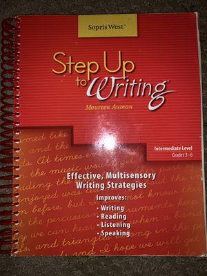 Step Up To Writing Teachers Manual Homeschool for Sale in Apopka, FL
