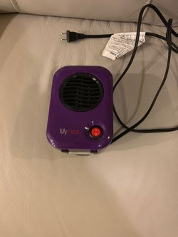 [Moving sale] Lasko My Heat Movable Air Heater Thumbnail