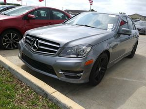 Used, 2014 C Class Mercedes for sale  US