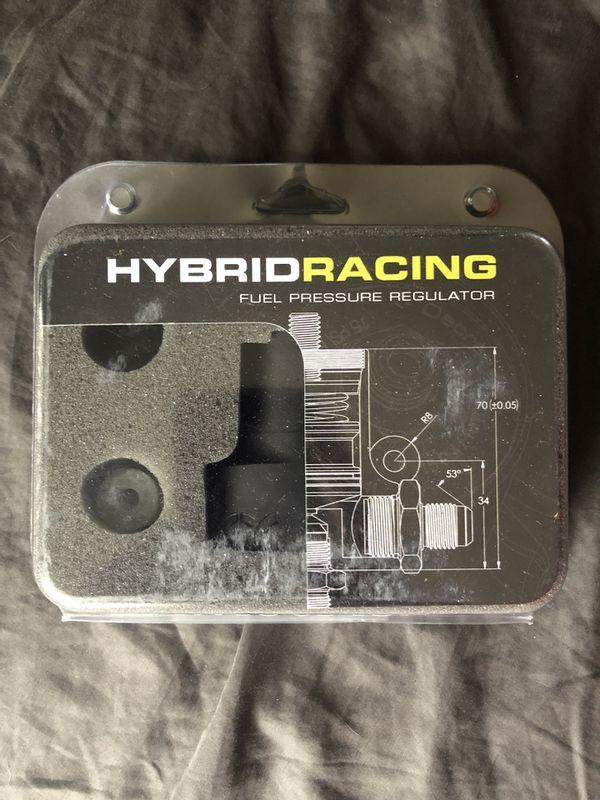 Hybrid Racing Fuel Pressure Regulator