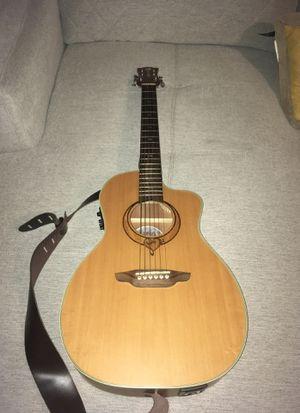 Luna Guitar Heartsong Parlor for Sale in Windermere, FL