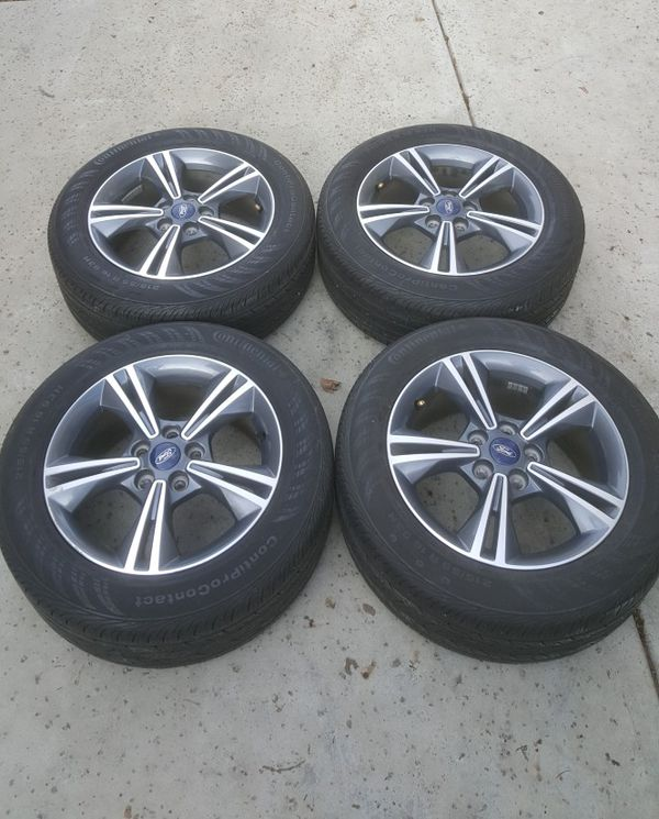 2014 Ford Focus Wheels For Sale In Citrus Heights Ca Offerup