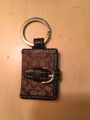 Coach picture key chain for Sale in Philadelphia, PA