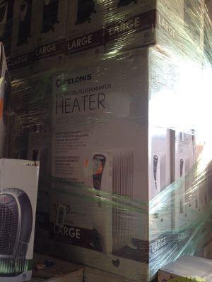 Pelonis electric oil filled radiator heater for Sale in Phoenix, AZ