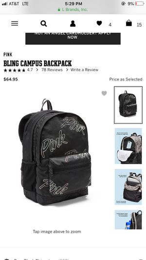 eafe493df89 Victoria s Secret backpack (Jewelry   Accessories) in Chicago