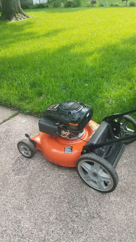 Ariens KOHLER 6HP LawnMower - starts 1st pull -Works Perfect for ...