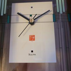 Collectible Floyd Lloyd Wright Mantel Clock  Thumbnail