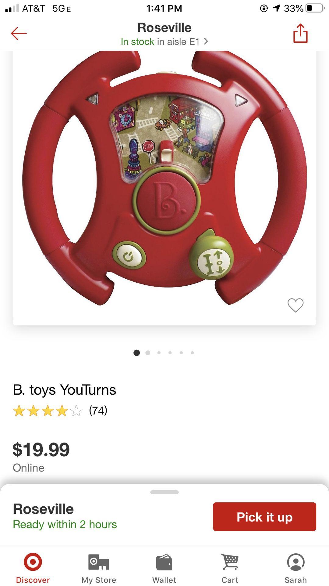 B. Toys YouTurns