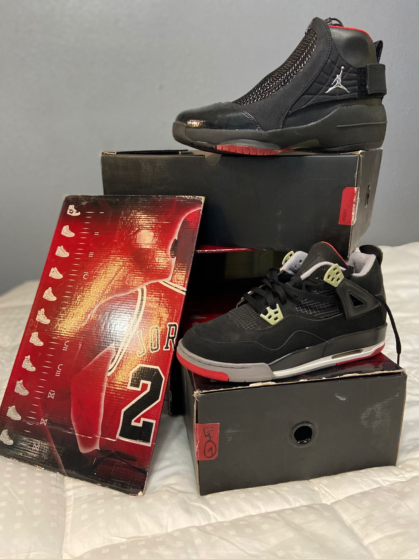 NIKE size 7 Jordan