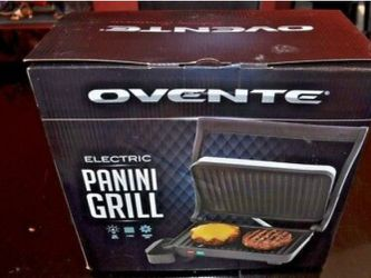 Ovente electric panini grill Thumbnail