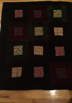 Indian Made Velvet Blanket for Sale in Adelphi, MD