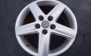 Audi 2002-2010 Silver 17x7.5 Alloy Rim Wheel for Sale in Los Angeles, CA