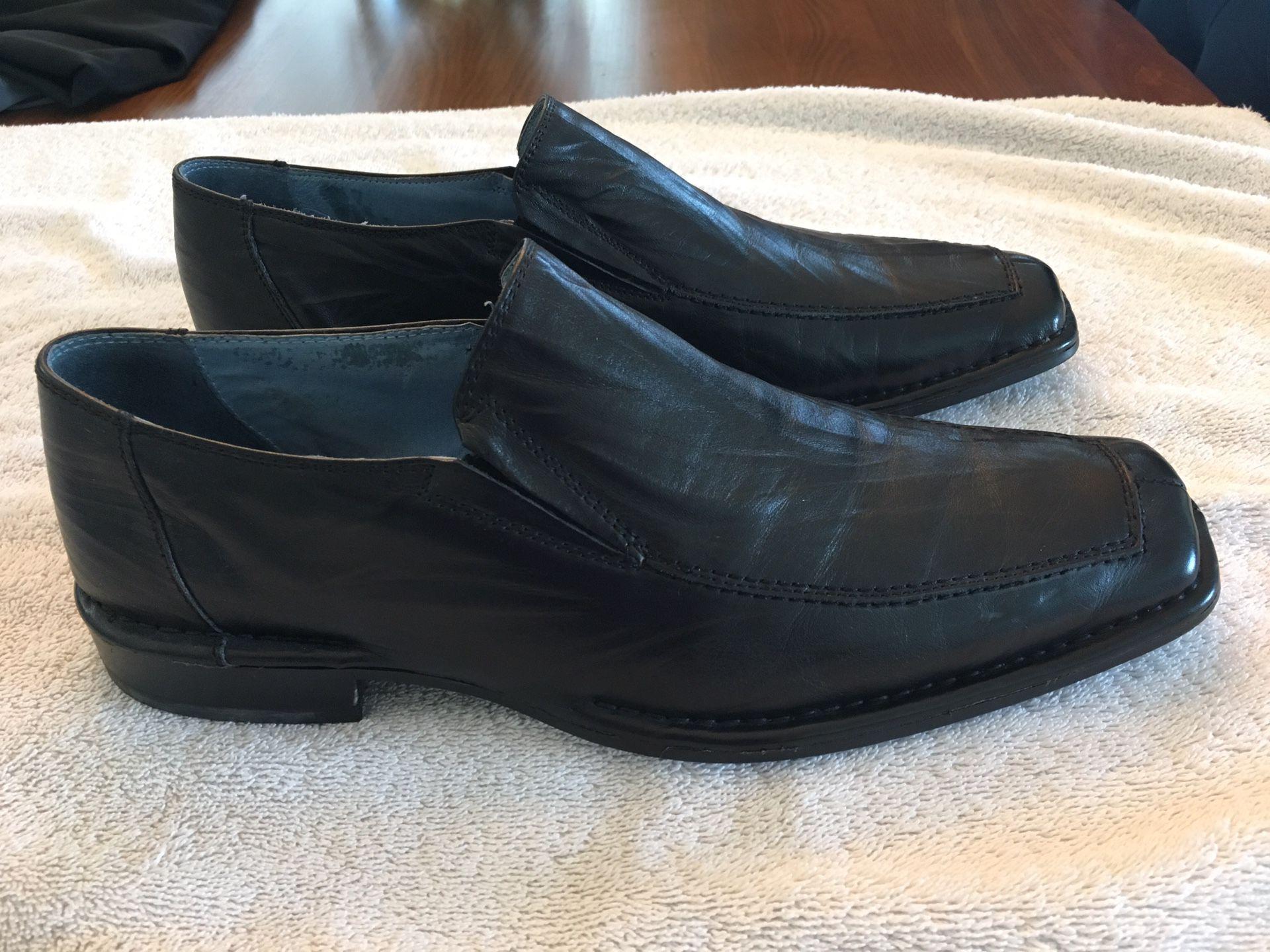 Men's Aldo Black Shoes Size 43