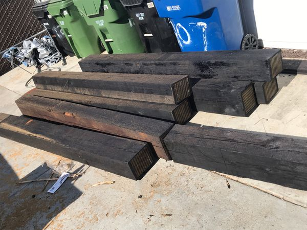 Railroad ties for Sale in Los Angeles, CA - OfferUp