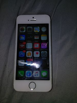 iPhone 5s for Sale in Hyattsville, MD