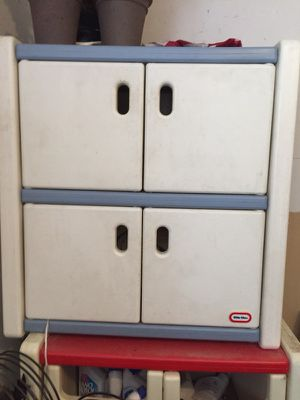Little Tikes Storage Cupboard For Sale In Chagrin Falls Oh Offerup