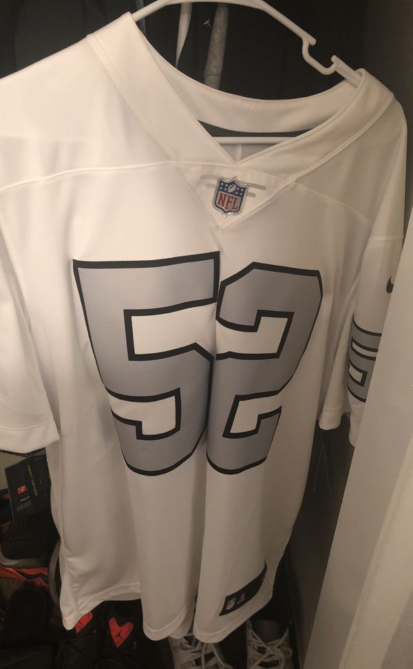 Khalil Mack Color Rush Jersey for Sale in Stockton 2d8a5d393