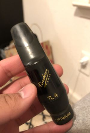 Tenor Saxophone Mouthpiece for Sale in Fresno, CA