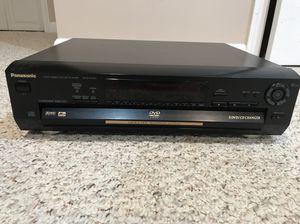 Panasonic 5 dvd/cd player. for Sale in Fairfax, VA
