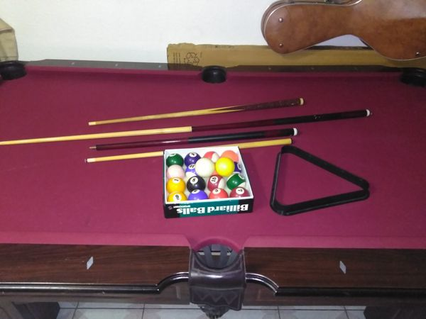 Sportcraft Est Ft Pool Table For Sale In Mission TX OfferUp - Sportcraft 1926 pool table