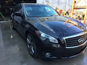 2011-2013 INFINITI M37S M37 COMPLETE PART OUT for Sale in Fort Lauderdale, FL