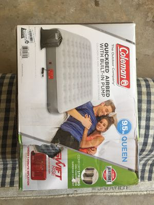 Air mattress queen for Sale in Rockville, MD