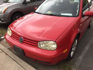2002 VW gti - turbo for Sale in Potomac Falls, VA