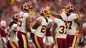 Redskins vs Panthers (2) for Sale in Manassas, VA