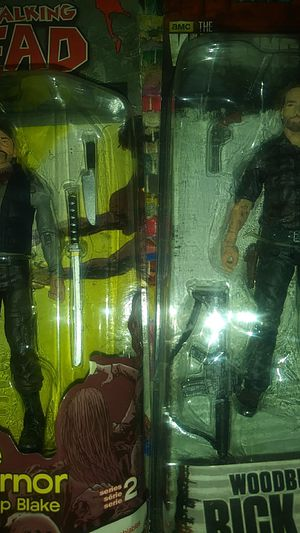 The walking Dead🌟Rick Grimes/The Governor for Sale in Baltimore, MD