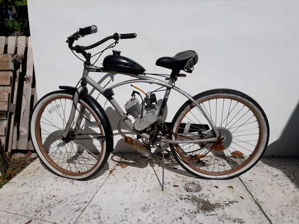 Gas powered bicycle motor  for Sale in Fort Lauderdale, FL - OfferUp