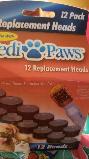 Pedi Paw Replacement Heads for Sale in Richmond, VA
