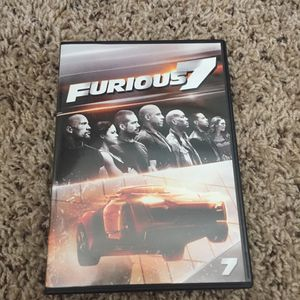 Furious 7 DVD for Sale in Raleigh, NC