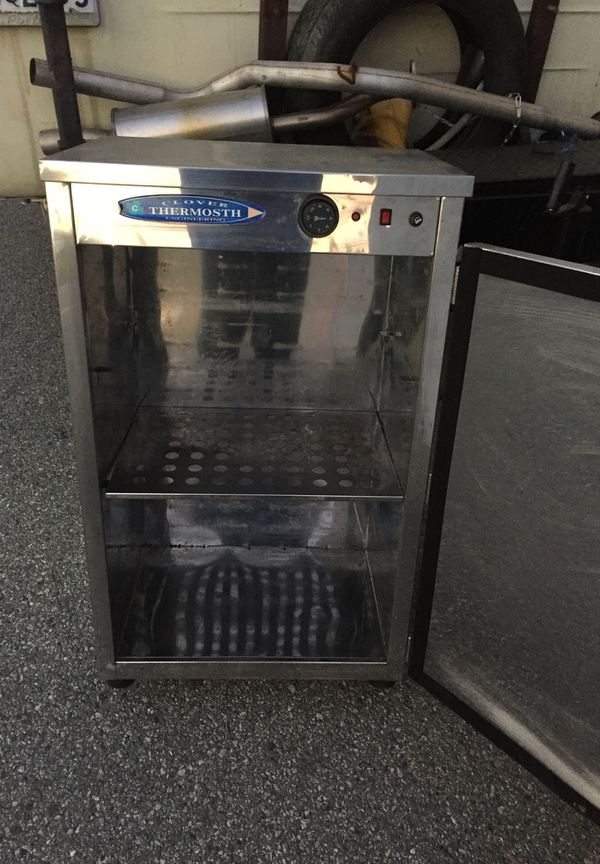 Clover thermosth engineering heated oven for Sale in Hacienda Heights, CA -  OfferUp