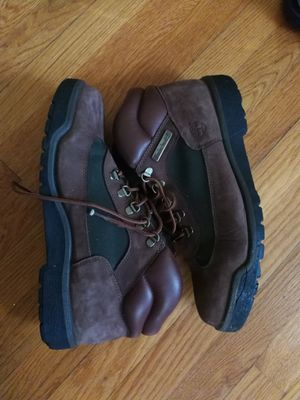 "Timberland ""beef and broccoli"" field boot for Sale in Colonial Heights, VA"