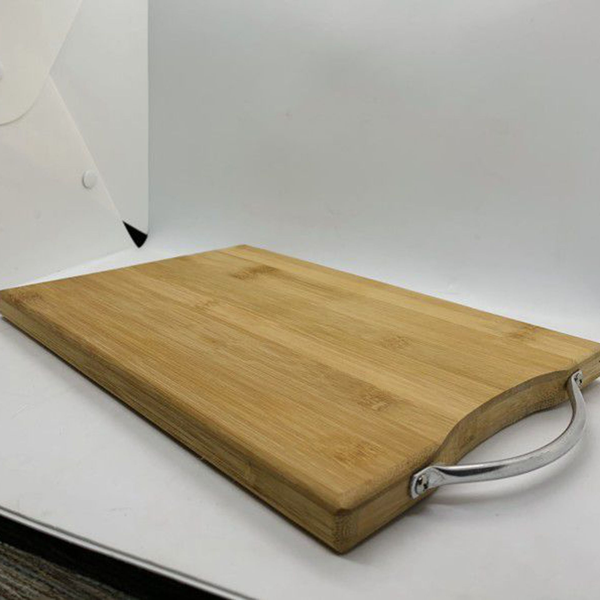 Snow White Laser Engraved Bamboo High Quality Cutting Board