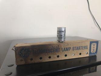 Fluorescent Lamp Starters ( 3 ) Thumbnail