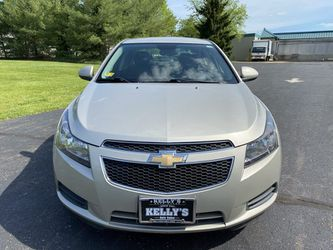 2013 Chevrolet Cruze Thumbnail