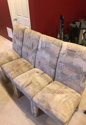 4 Dining Chairs for Sale for Sale in Aldie, VA
