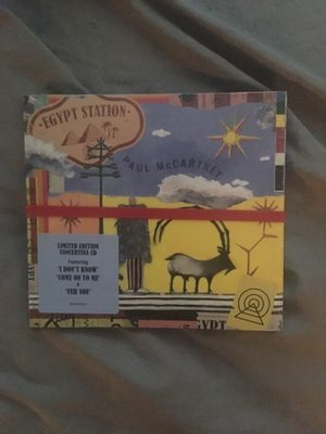 Paul McCartney Egypt Station Limited Edition for Sale in Austin, TX