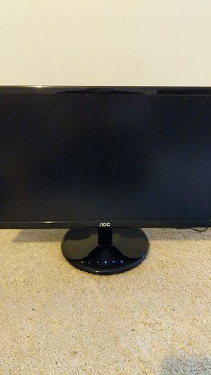 """AOC 22"""" Computer Monitor for Sale in Fairfax, VA"""
