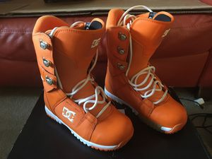 DC Snowboard Boots Park Series sz 10 for Sale in Arlington, VA