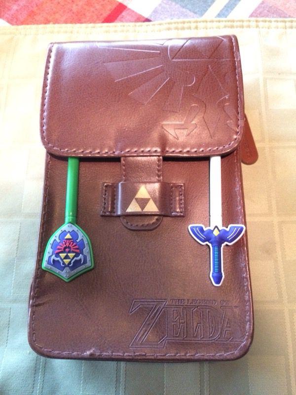 Nintendo Zelda 3DS case