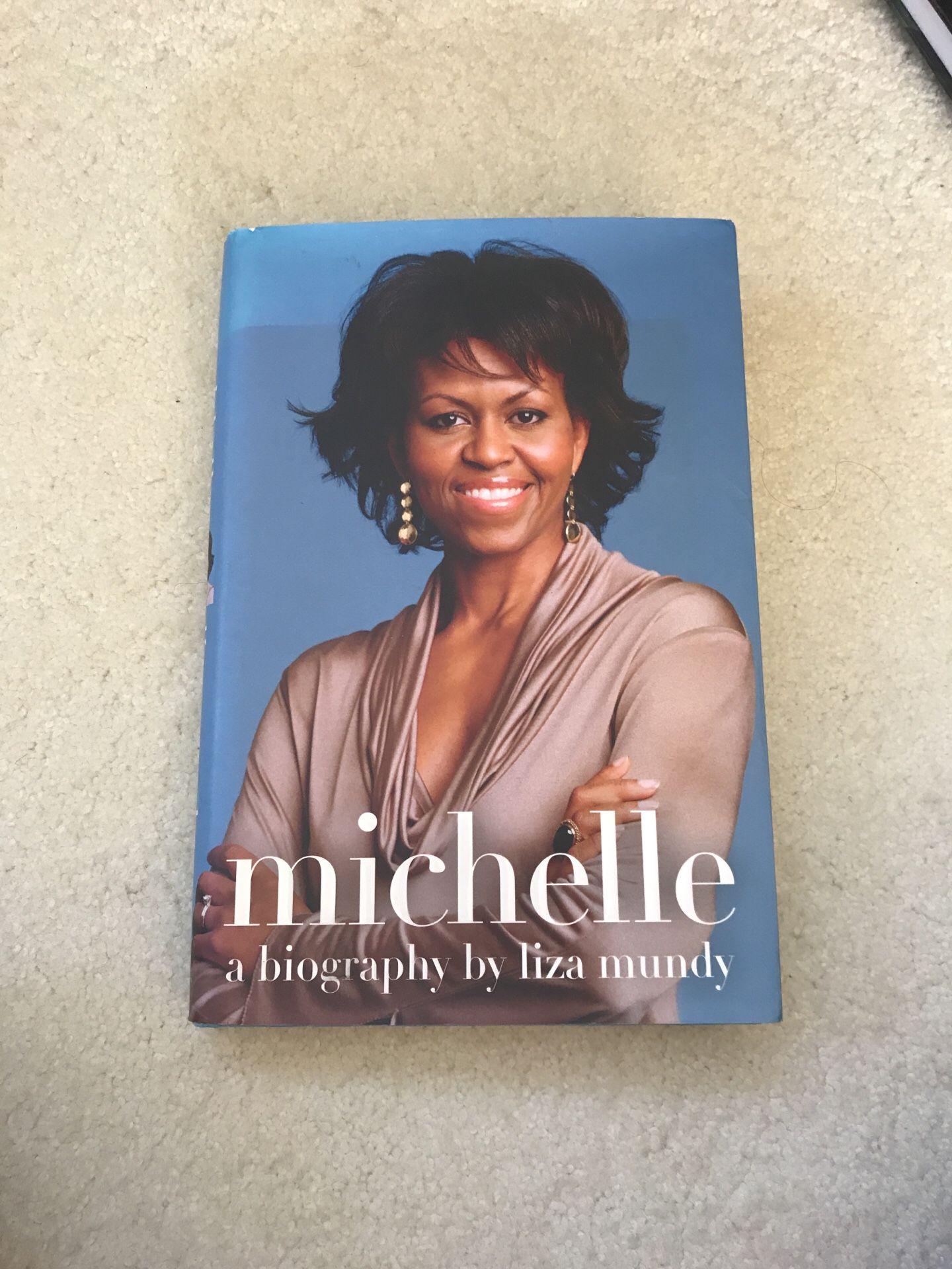 Michelle Obama Autobiography