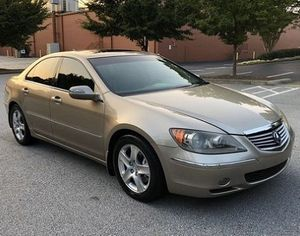 Photo 2005 Acura RL Excellent Condition